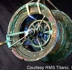 Top of Titanic Telegraph