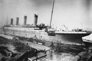 Titanic Leaving the Fitter's