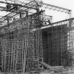 Frame of the Titanic
