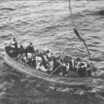 Titanic Lifeboat Near Full Capacity