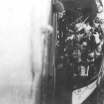 Titanic Lifeboat by Carpathia