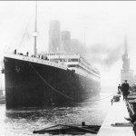 Titanic Embarking
