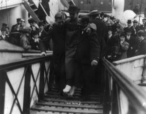 Titanic Survivor Harold Bride