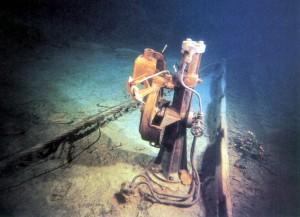Titanic Telemotor