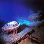 Titanic Anchor Windlass