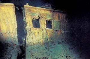 Titanic Deck Expansion Joint