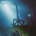 Titanic Lifeboat 1 Davit